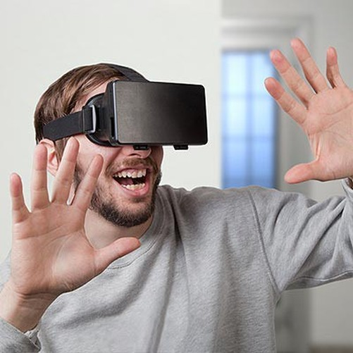 IMMERSE™ Virtual Reality 3D Headset, R595, from Mantality (South Africa)