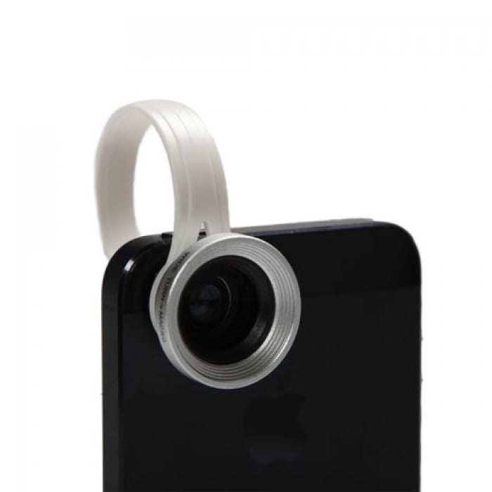 Clip-On Wide & Macro Camera Lens - iPhone / iPad / Galaxy - R269 from iToys (South Africa)