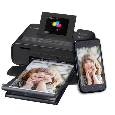 CANON SELPHY CP1200 COMPACT PHOTO PRINTER WITH WI-FI AND AIRPRINT™ - R2128 from Mantality (South Africa)