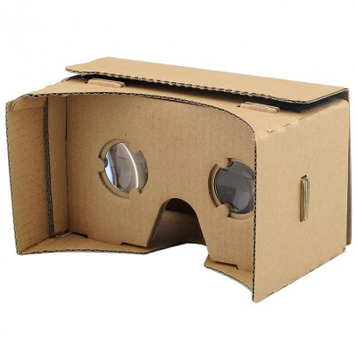 3D CARDBOARD VR HEADSET (IPHONE AND ANDROID) - R198 from Mantality (South Africa)