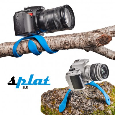 MIGGO SPLAT FLEXIBLE TRIPOD FOR DSLR (BLUE) - R435 from Mantality (South Africa)