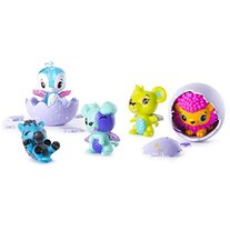 Hatchimals - CollEGGtibles - 4-Pack + Bonus (Styles & Colors May Vary) by Spin Master (South Africa)