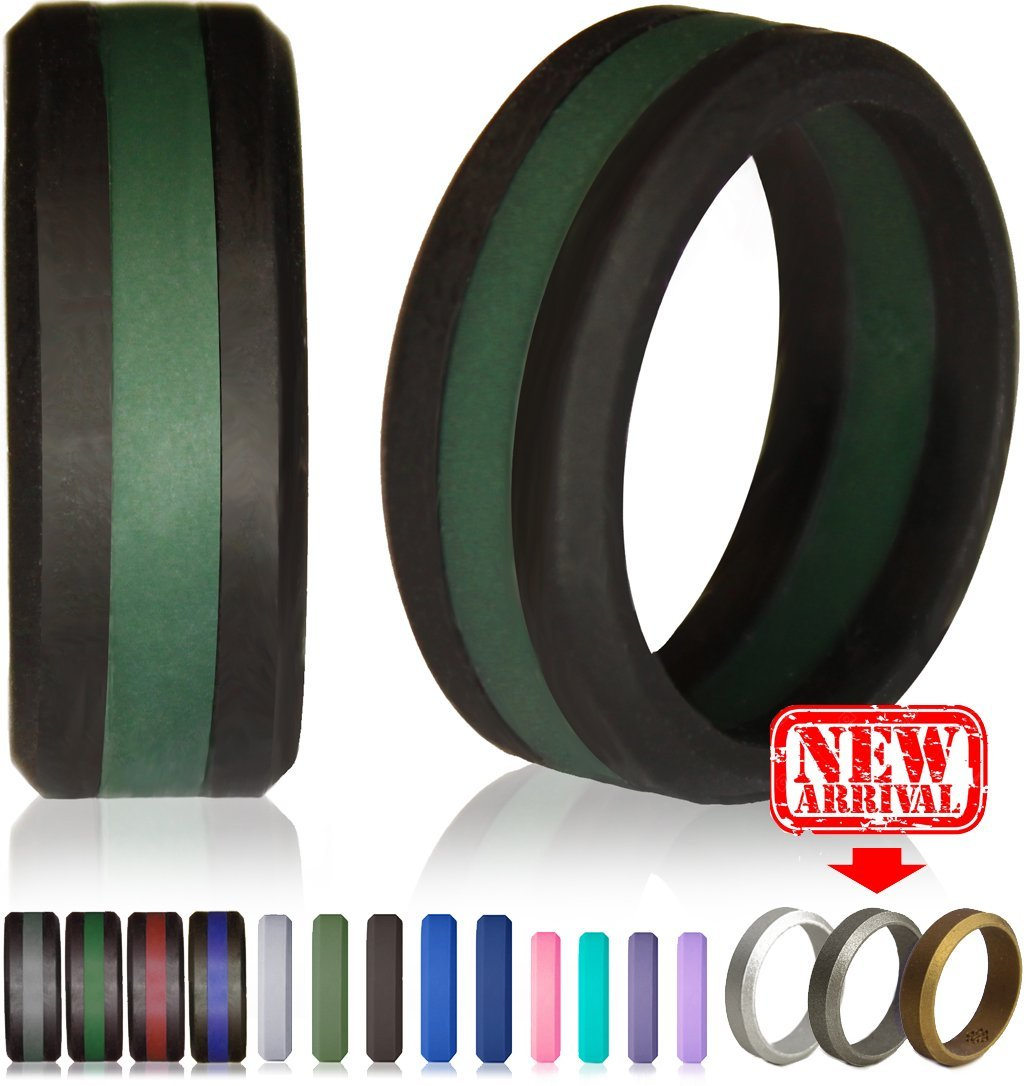 Knot Theory 8mm Dark Green Line Size 13 (South Africa)