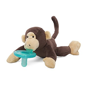 WubbaNub Infant Pacifier - Monkey (South Africa)